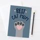 Wink Design Best Cat Mum Card