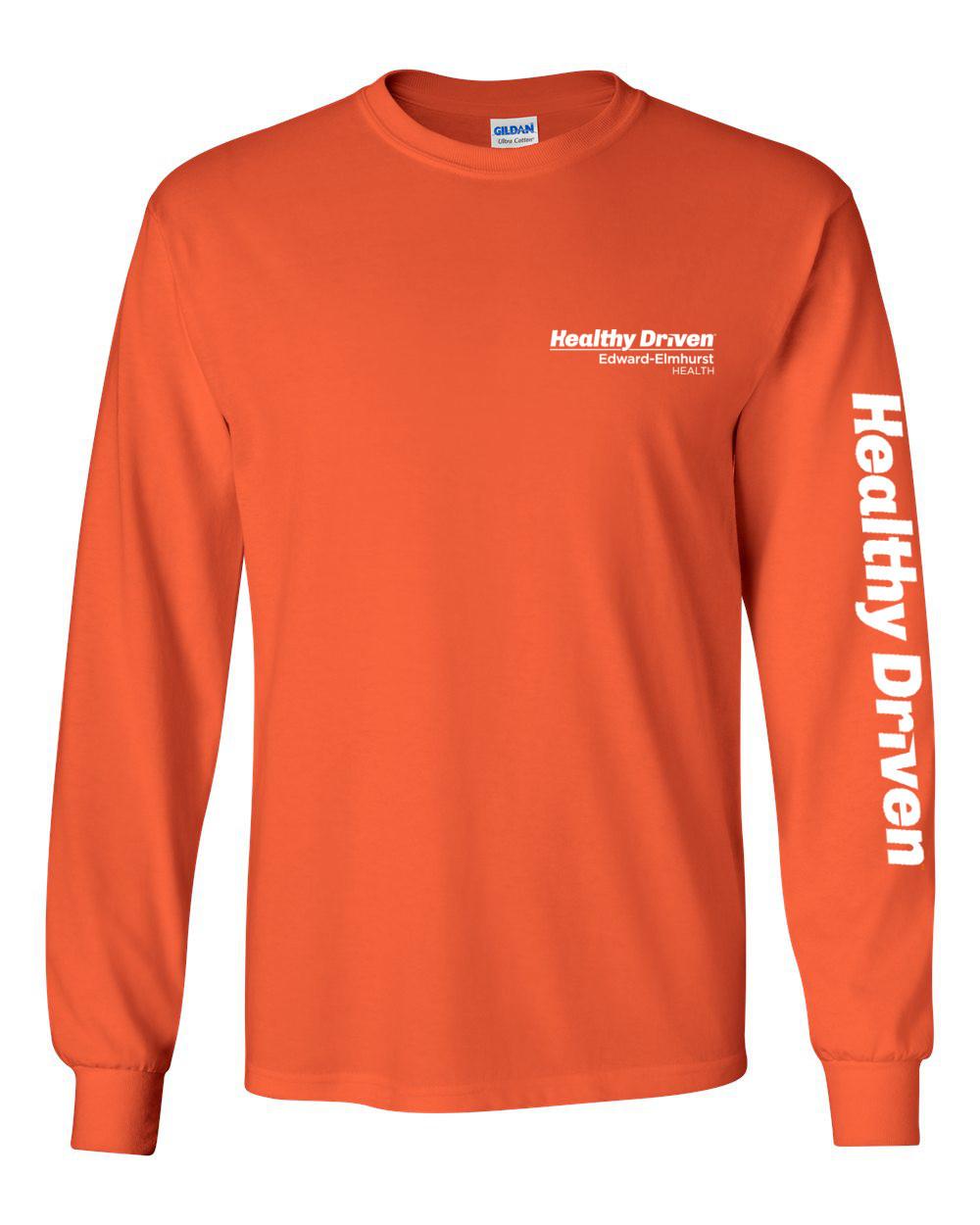 6374e94c Gildan - Ultra Cotton Long Sleeve T-Shirt - Healthy Driven Store