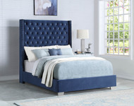 Aria Bed Blue