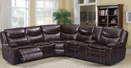 Emerson Sectional Brown