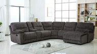 Wrangler Grey Sectional (fabric)