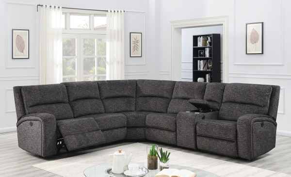 Solaris Grey sectional