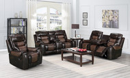 STARWOOD SOFA LOVE RECLINER