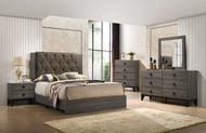 Villa Grey bedroom set