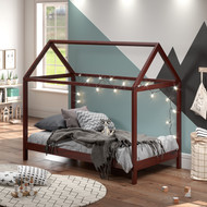 COTTAGE CHILD CANOPY BED