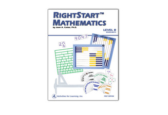RightStart™ Mathematics Level B Worksheets