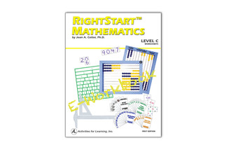 RightStart™ Mathematics Level C Worksheets E-Book