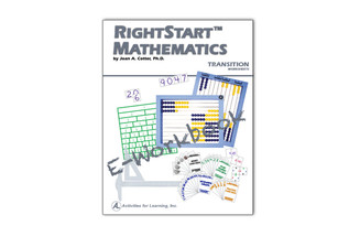 RightStart™ Mathematics Transition Worksheets E-Book