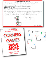 RightStart™ Math Corner Games
