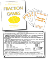 RightStart™ Fraction Games