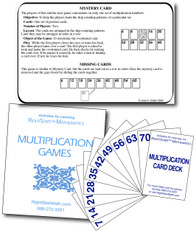 RightStart™ Multiplication Games