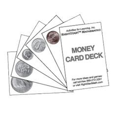 Card Deck - Money
