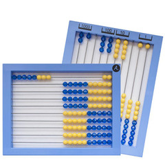 AL Abacus Standard for the Vision Impaired