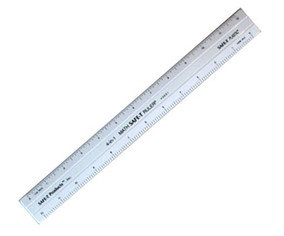 4-in-1 Ruler