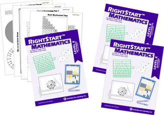 RightStart™ Mathematics Level E Second Edition Book Bundle