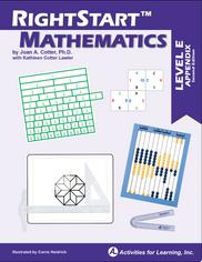 RightStart™Mathematics Level E Appendix Pages Second Edition