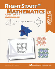 RightStart™ Mathematics Level H Worksheets Second Edition