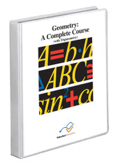 VideoText Interactive Geometry Module C  with DVDs