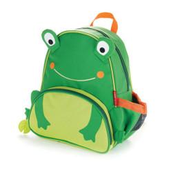 SKIP HOP Zoo Pack Backpack Frog