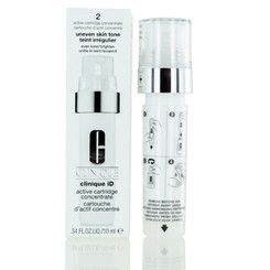 CLINIQUE/CLINIQUE ID ACTIVE CARTRIDGE CONCENTRATE UNEVEN SKIN TONE .34 OZ