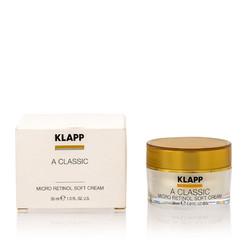 KLAPP/A CLASSIC MICRO RETINOL SOFT CREAM 1.0 OZ (30 ML)