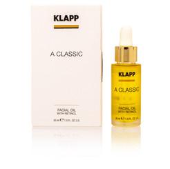 KLAPP/A CLASSIC FACIAL OIL WITH RETINOL 1.0 OZ (30 ML)
