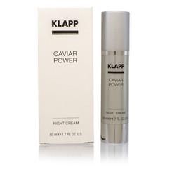 KLAPP/CAVIAR POWER NIGHT CREAM 1.7 OZ (50 ML)