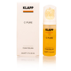 KLAPP/C PURE FOAM PEELING 1.7 OZ (50 ML)