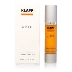 KLAPP/C PURE CREAM COMPLETE 1.7 OZ (50 ML)