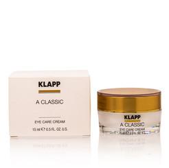KLAPP/A CLASSIC EYE CARE CREAM 0.5 OZ (15 ML)