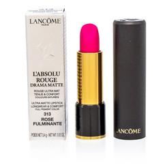 LANCOME/L'ABSOLU ROUGE LIPSTICK 313 ROSE FULMINANTE 0.14 OZ (4 ML)