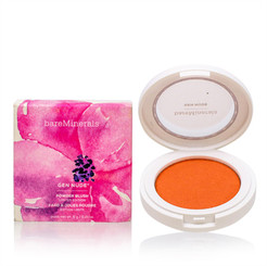 BAREMINERALS/GEN NUDE POWDER BLUSH (BLOOMING POPPY) .21 OZ (6ML)