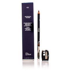 CH.DIOR/SOURCILS POUDRE POWDER EYEBROW PENCIL (453 SOFT BROWN) 0.04 OZ (1.2 ML)