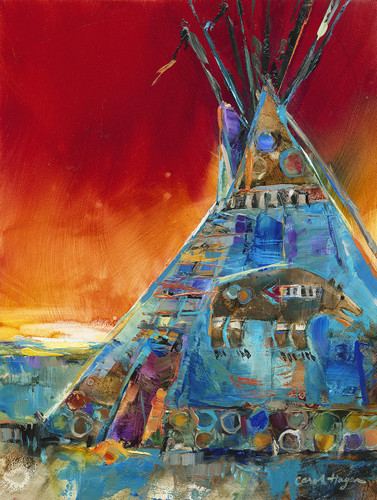 Spotted Bear Tipi- sold out