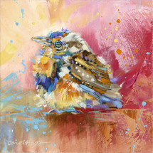 Original - Baby Meadowlark #7 - Sold
