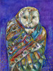 Original - Owl Shaman - Sold