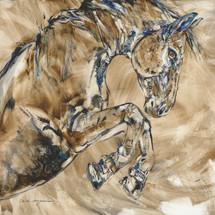 Equus - Original Horse Painting