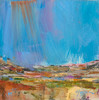 Spring Rains Near Sheridan painting