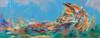 Cool Summer Grasses original oil painting