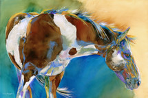 Pretty Paint - Horse - Sold