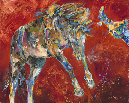 Horses - Another One Bites the Dust - Sold
