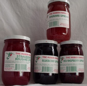Cranberry/Raspberry Spread, 10 or 20 oz.