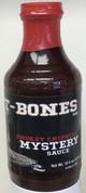 T-Bones Smokey Chipotle Mystery BBQ Sauce