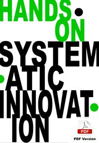 HANDS ON SYSTEMATIC INNOVATION FOR TECHNICAL (PDF)
