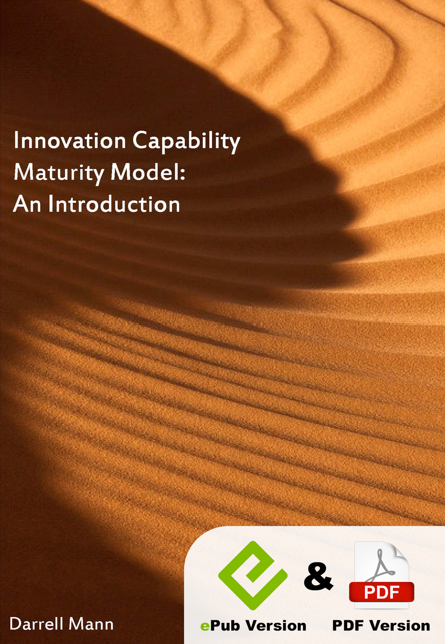 Innovation Capability Maturity Model (ICMM) An Introduction