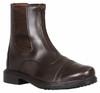 TuffRider Children's Starter Front Zip Paddock Boots - Mocha