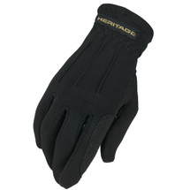 Heritage Power Grip Gloves / Black