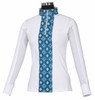 TuffRider Women's Artemis EquiCool Riding Sport Shirt - Front