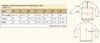 Tuffrider Sizing Chart - 100903