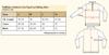 Tuffrider Sizing Chart - 100912